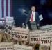 Donald Trump at a rally